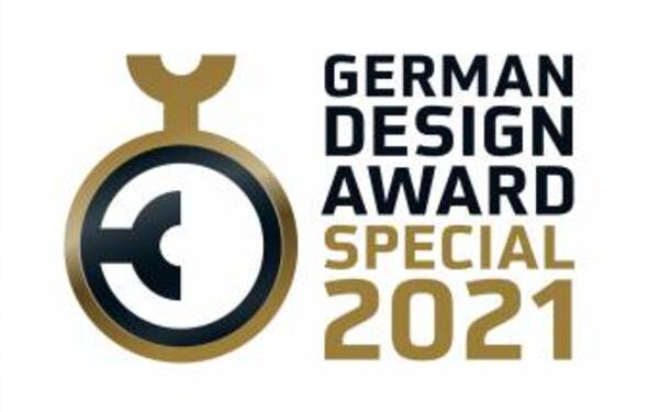 Úspěch na GERMAN DESIGN AWARD 2021